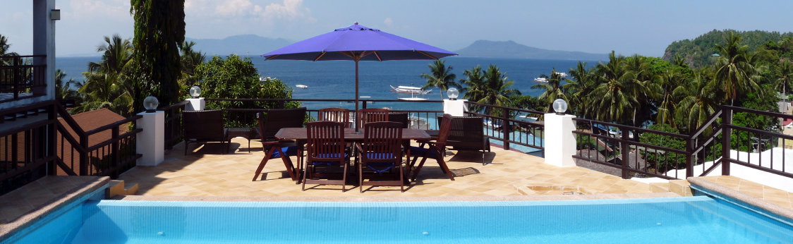 Home Out Of The Blue Resort Puerto Galera Philippines
